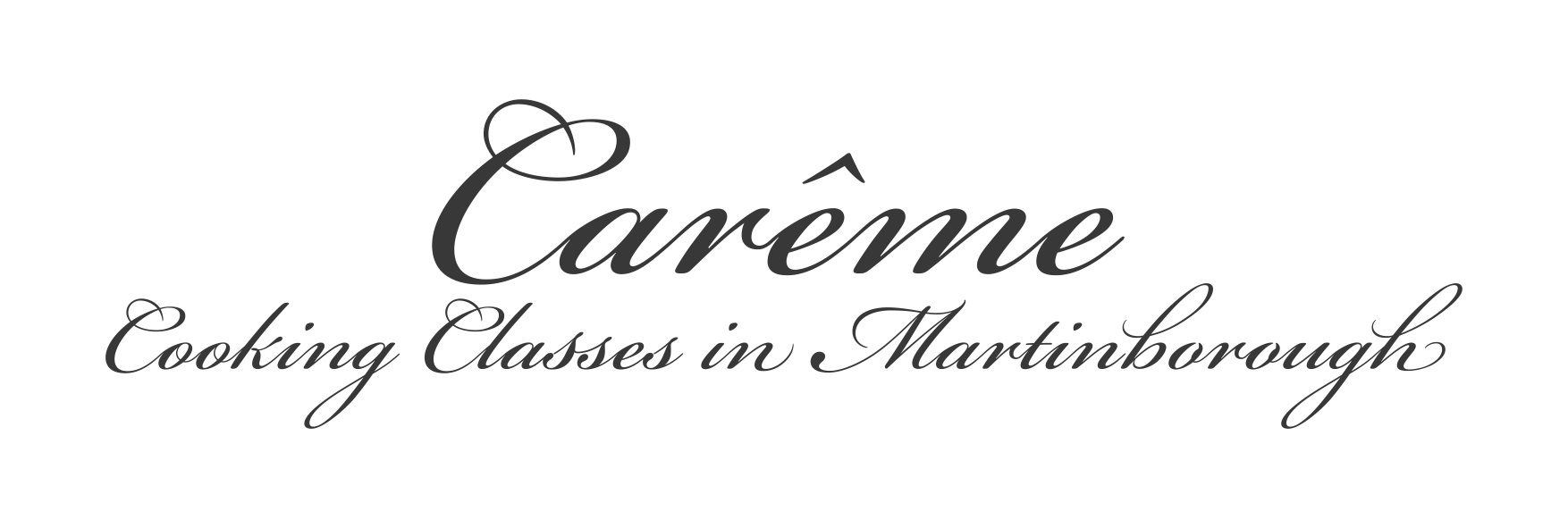 Carême | Cooking classes in Martinborough
